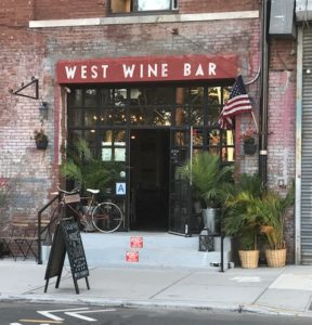 West Wine Bar